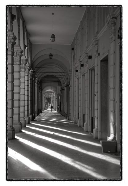passage architecture arcade
