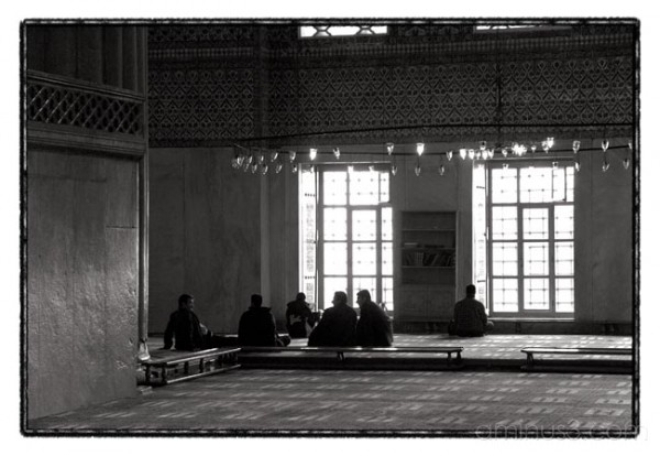 mosque indoor