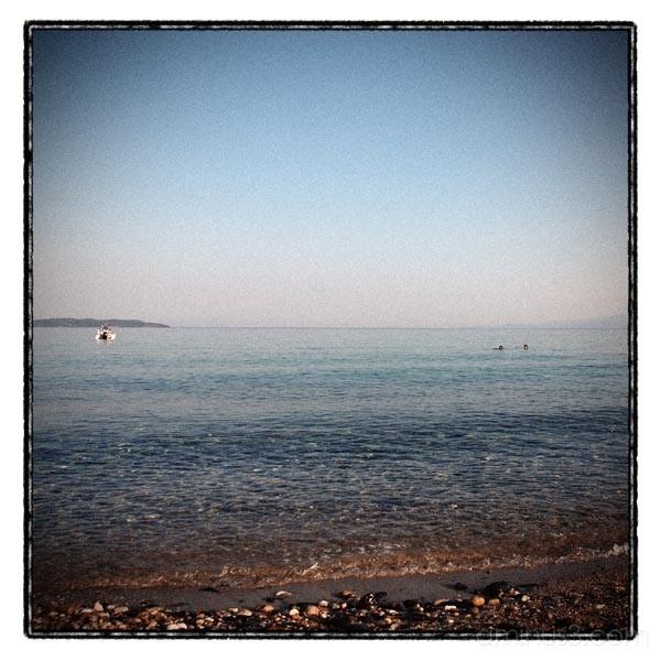 sea summer sky