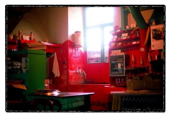 cofee shop interior