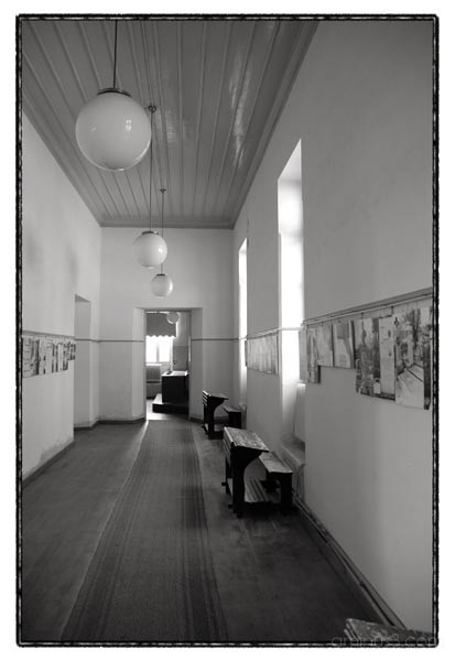 interior school