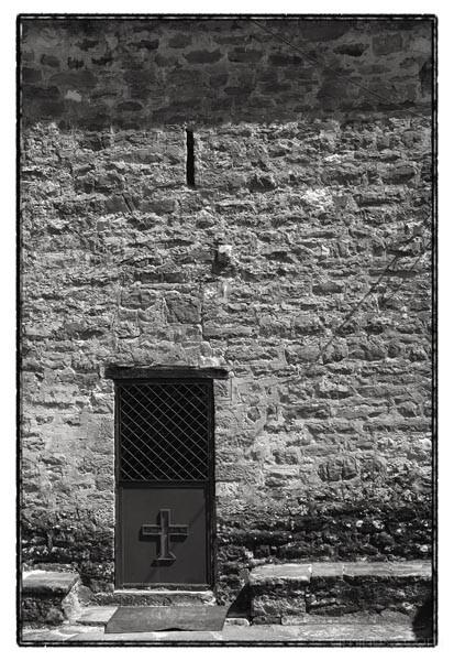 door wall church