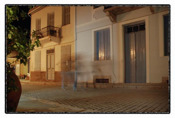 nocturnal night shadows ghost