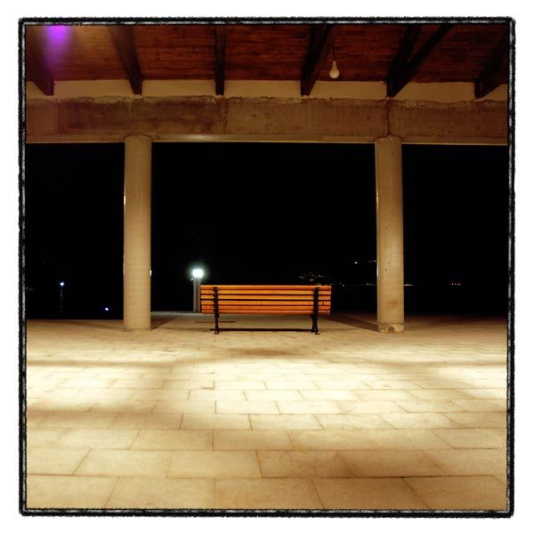 bench night lights