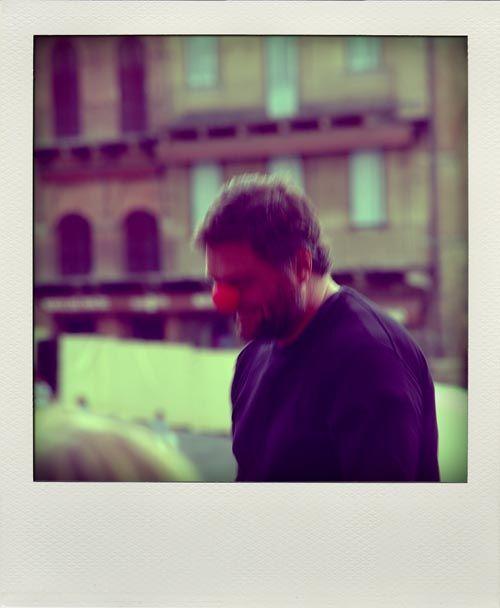street actor
