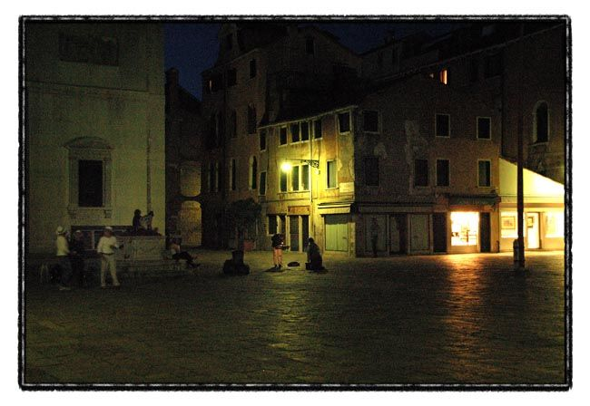 venezia night