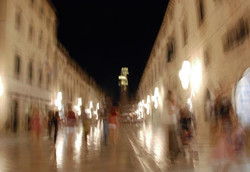 dubrovnik series / main street I