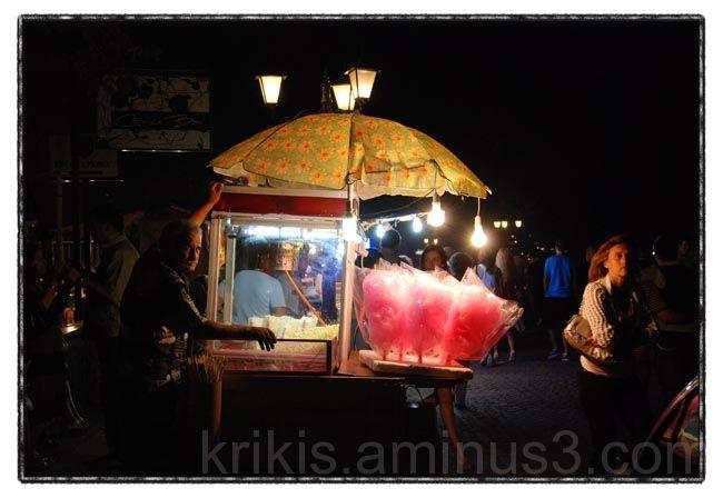 candy seller