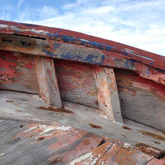 boat detail II