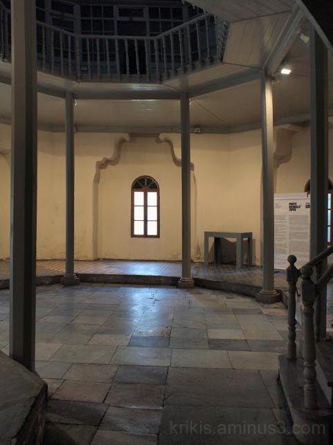 old baths interior
