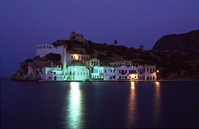 kastelorizo - night view