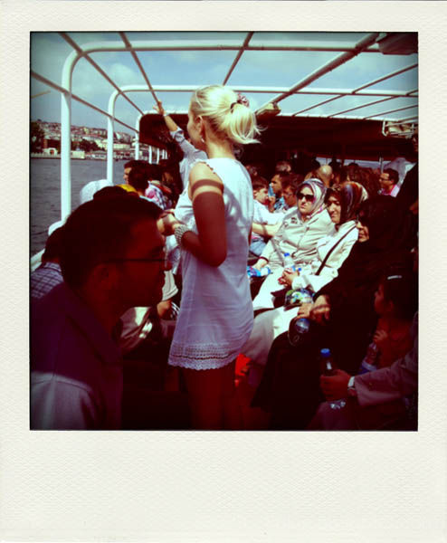 at bosporus cruise