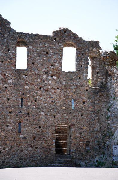 castle entance