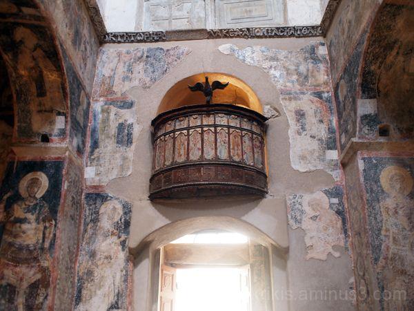 byzantine church interior 1