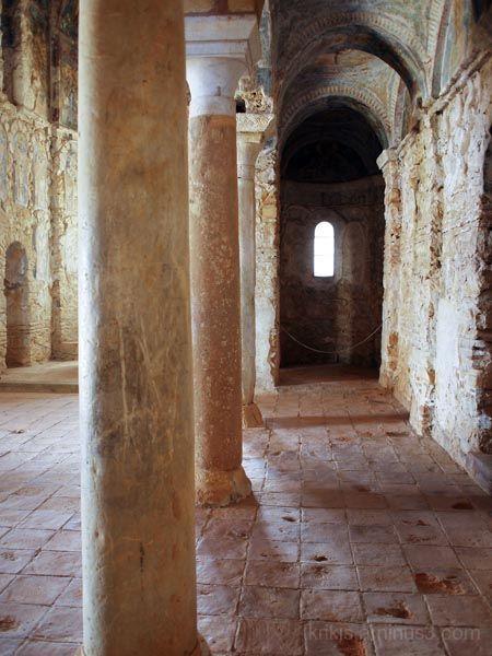 byzantine church interior 3