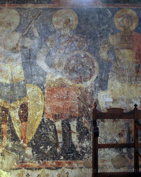 byzantine church interior 6