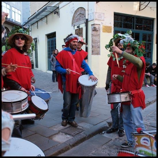 thessaloniki 31 dec party II - happy new year
