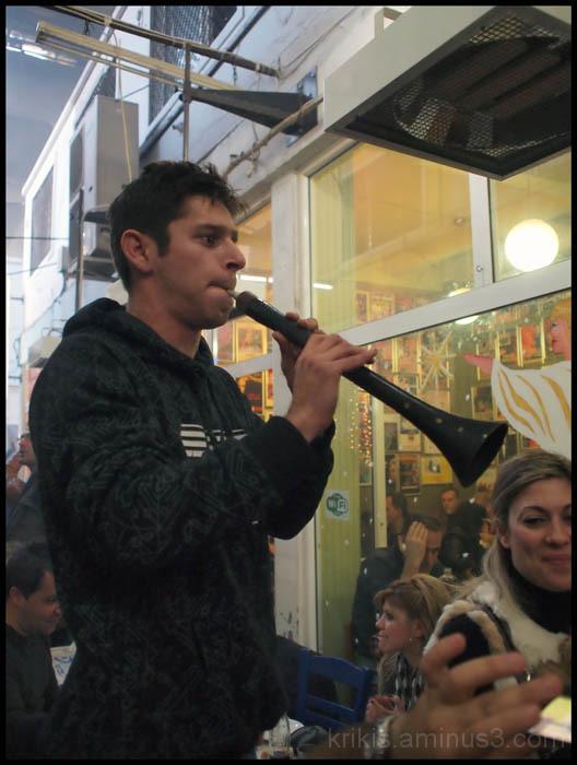 thessaloniki 31 dec street party III