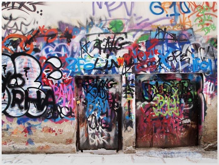 urban canvas I