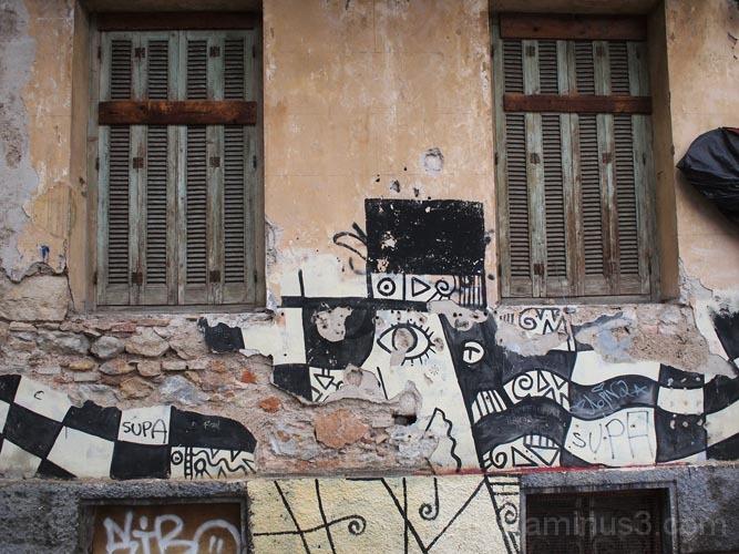 urban  paintings