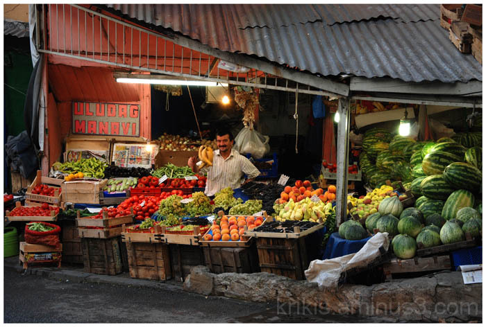 greengrocer store
