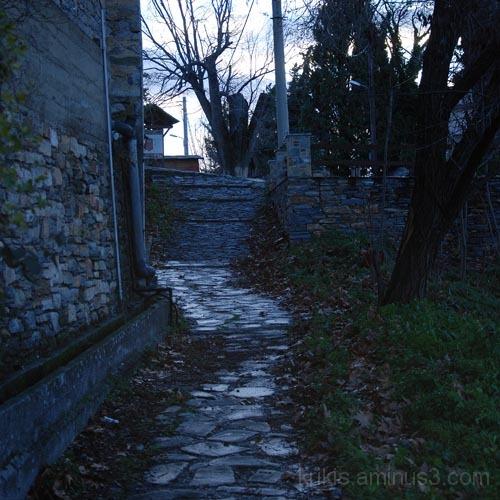 stone path I