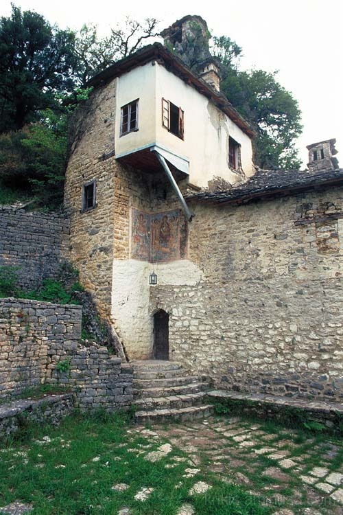 panagia spileotissa monastery