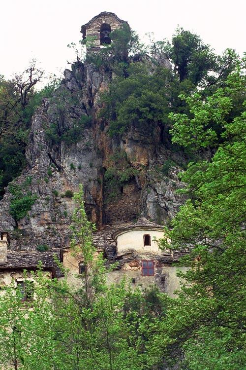panagia spileotissa monastery I