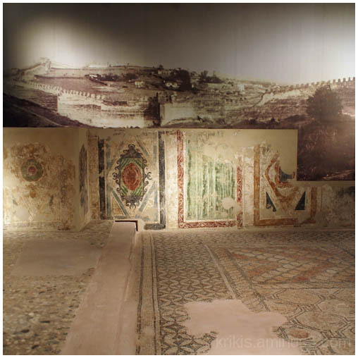 museum of byzantine culture I