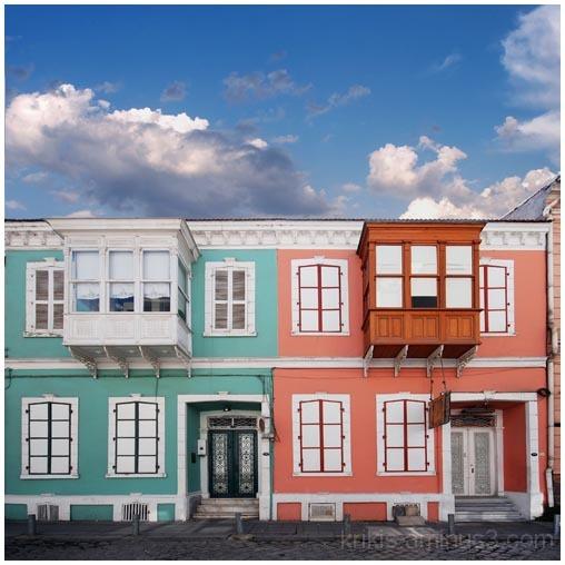 city colors I