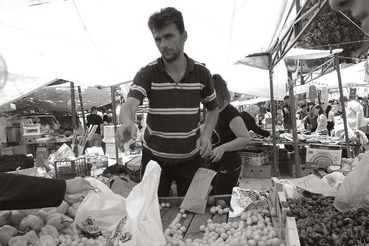 market portrait I