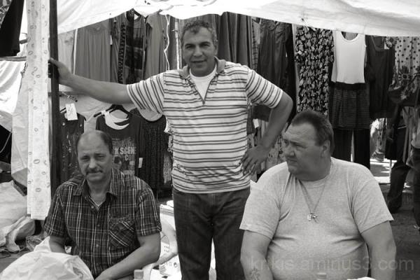 market portrait III