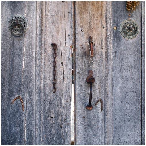door detail I