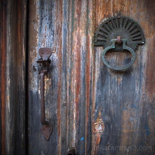 door detail V