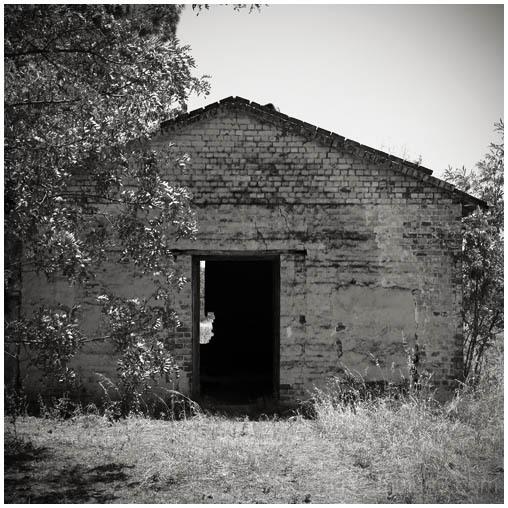 abandoned thermal baths I