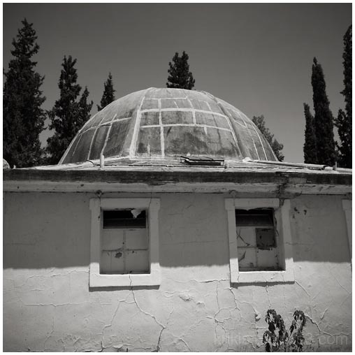 abandoned thermal baths V