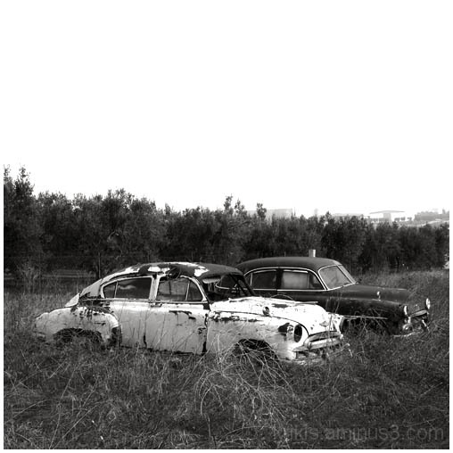 abandoned cars II