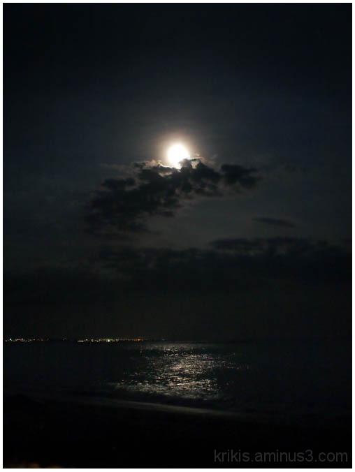 full moon I