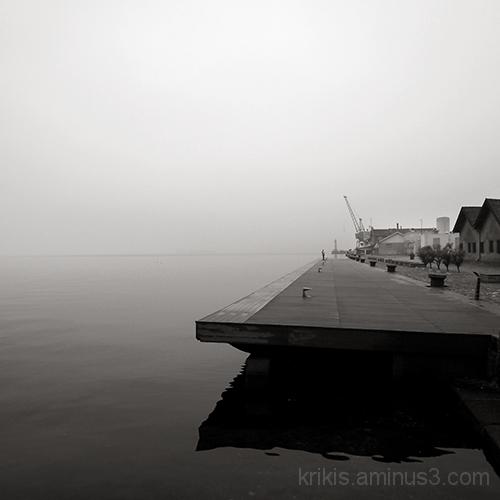 thessaloniki - the port