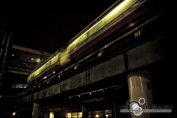 iso [i,saw] a train