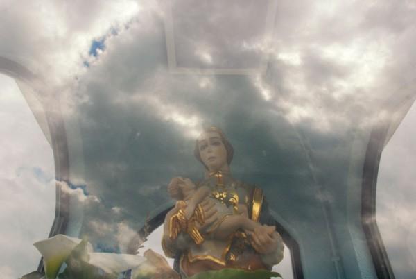 Painful Holy Lady