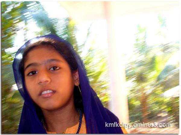 Muhsina,kmf kalpy,kmf,girl
