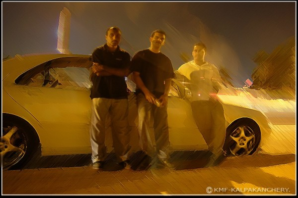 with my friends kunchutty kaka and fasal
