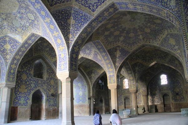 masid imam(shah)-shabestan