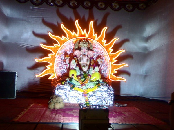 Ganapati festival in pune