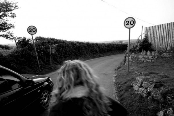 hitching a lift in rhossili