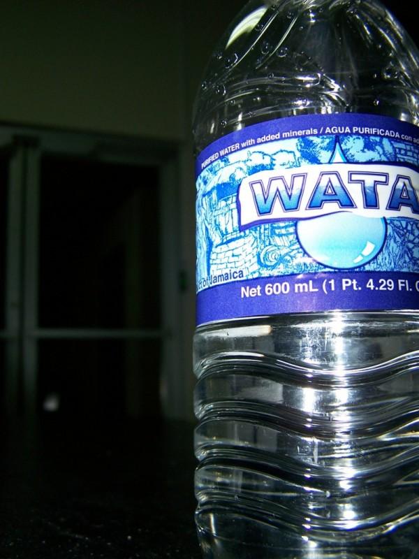 Water (2 of 3): Bottled 'Wata'