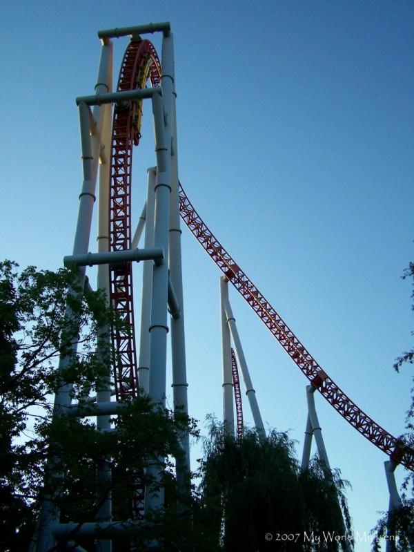 Roller Coaster Ride 1