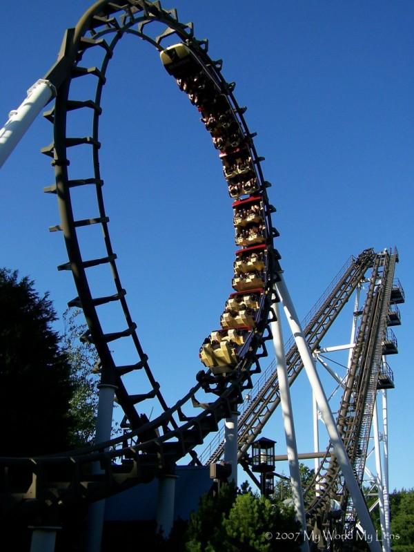 Whheeeee (Roller Coaster Ride 2)