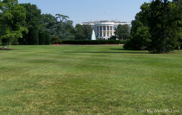 DC: The White House